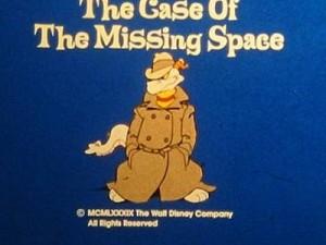 MissingSpace