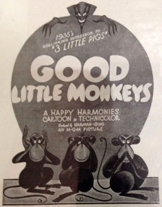 good-little-monkeys-standee