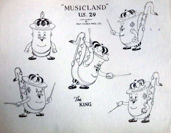 music-land-king-model