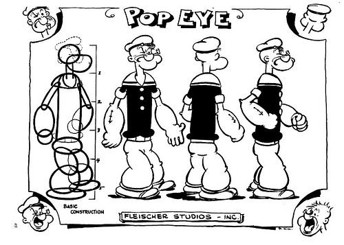 popeye-model