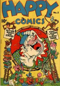 Happy Comics-cover