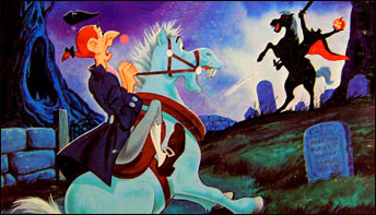 "Walt Disney's ""Ichabod"" or ""The Legend of Sleepy Hollow"" on Records"