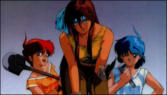 "Forgotten Anime #42: ""Explorer Woman Ray"" (1989)"