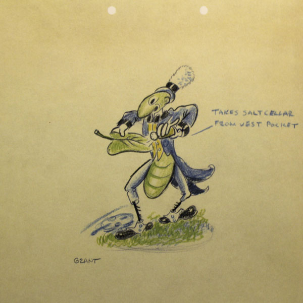 """Disney's """"The Grasshopper And The Ants"""" (1934)"""
