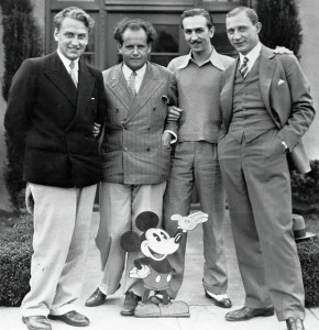 Disney with Sergei Eisenstein