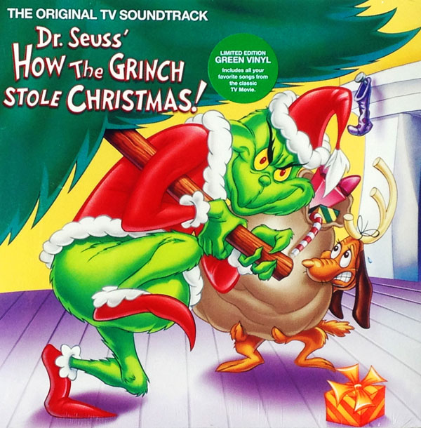 Chuck Jones How the Grinch Stole Christmas on Records