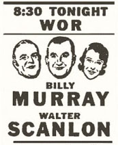 Murray-Scanlan-WOR Radio