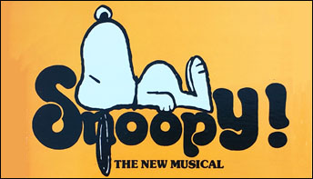 """Snoopy the Musical"" on Records"