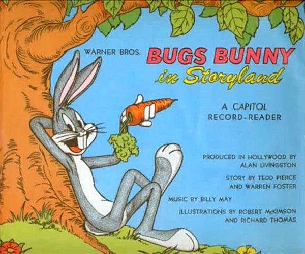 Bugs Bunny in Storyland-600