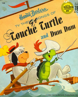 Touche Turtle Golden Record