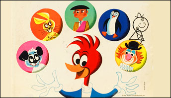"Weird ""Woody Woodpecker"" Records"