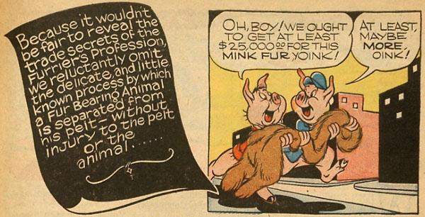 yoink-oink