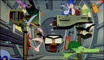 Those Warner Bros. 'Gremlin' Cartoons