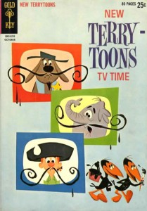 new-terrytoons-comics