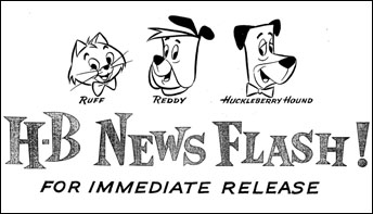 Hanna Barbera Press Releases – Part 1