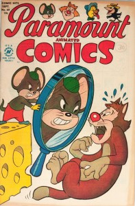 Paramount Comics cover-400