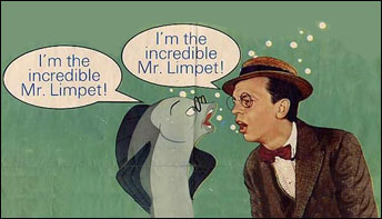 """The Incredible Mr. Limpet"" – and Another Disney 'Mermaid' – on Records"