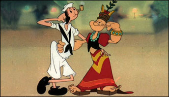 Popeye Goes Latin – Part 2