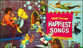 Disney Records Sold Only at Gulf Gas Stations