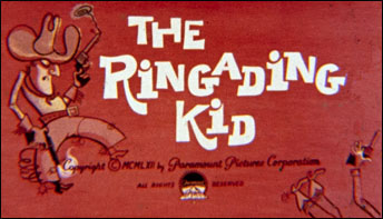 Cartoons Considered For the Academy Award – 1963