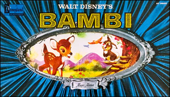 "Roy E. Disney's ""Bambi"" Storyteller Record"
