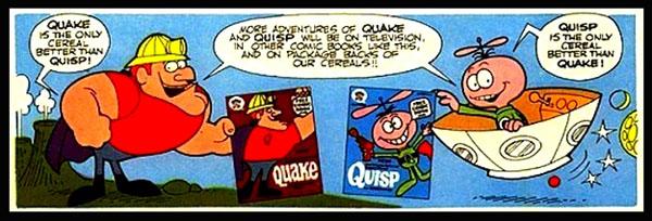 a closer look at jay ward s cartoon cereal serials