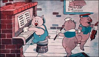 Sing Me A Cartoon #10: Who's Afraid Of An International Earache?