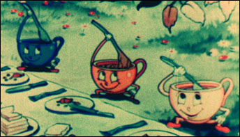 "A Look At ""Cuphead"" (2017) and it's Inspiration: ""The Picnic Panic"" (1935)"