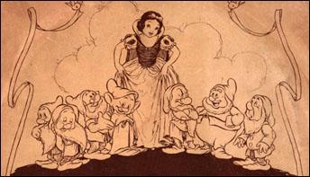 "Sing Me A Cartoon 23: ""Snow White"" on Black Shellac"