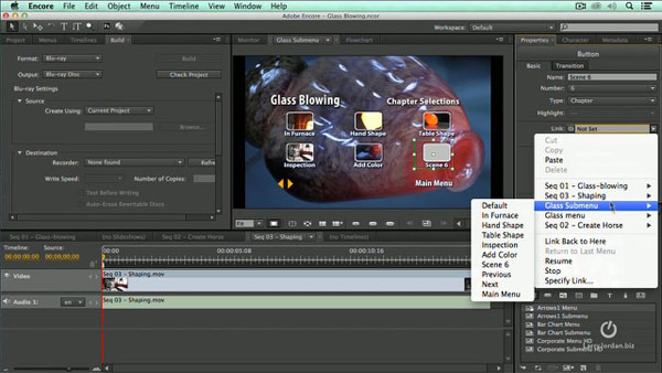 encore cs6 menu templates free - how do you make a dvd or blu ray especially in service to