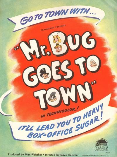 mr bug goes to� shellac