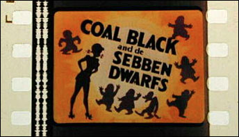 "The Censored 11: ""Coal Black and The Sebben Dwarfs"" (1943)"
