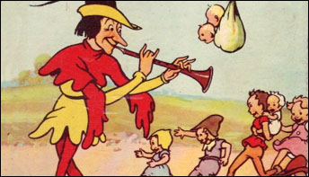 "Disney's ""The Pied Piper"" (1933)"