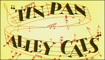 "The Censored 11: ""Tin Pan Alley Cats"" (1943)"