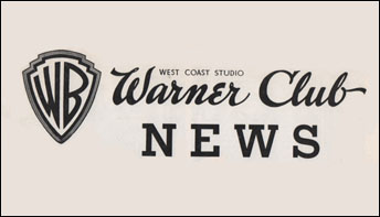 Warner Club News (1952 & 1953)