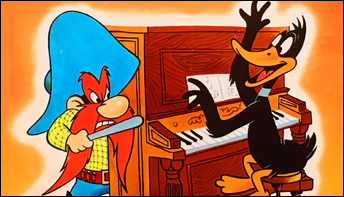 Happy Birthday, Daffy Duck! A Celebration on Records