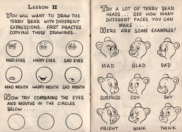 paul terry s how to draw funny cartoons