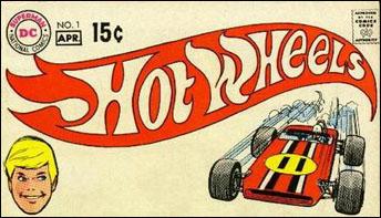 "ABC's News-Making ""Hot Wheels"" Cartoon on Records"