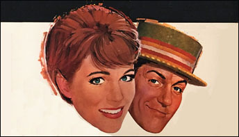 "Walt Disney's ""Mary Poppins"" Makes Recording Industry History"