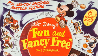 """Covering """"Fun And Fancy Free"""""""