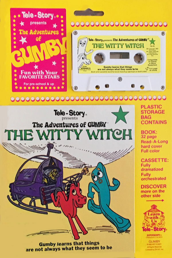 gumby adventures 1988 youtube