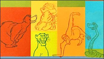 "Walt Disney's ""The Jungle Book"" Soundtrack on Records"