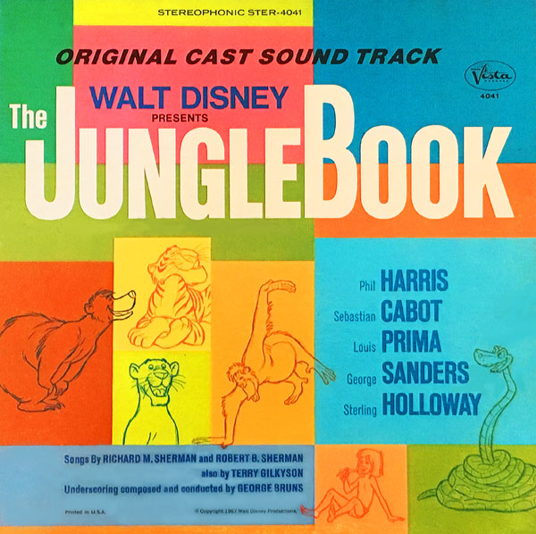 The Jungle Book Film Song
