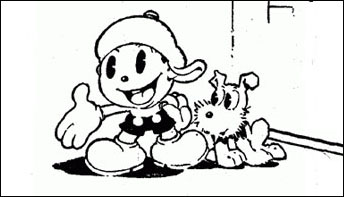 """A Visit with Bob Koester – and a Good Print of """"Merry Kittens"""" (1935), and """"Sassy Cats""""(1933)"""