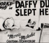 "Robert McKimson's ""Daffy Duck Slept Here"" (1948)"