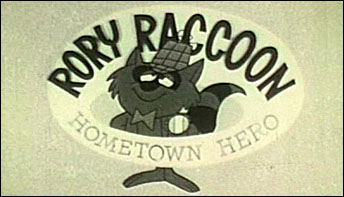 "Rory Raccoon in ""Numbskull & Crossbones"""