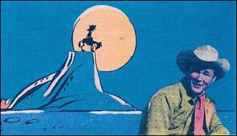 More Pecos Bill: Yippie-I-Yay-Ky-Yay!