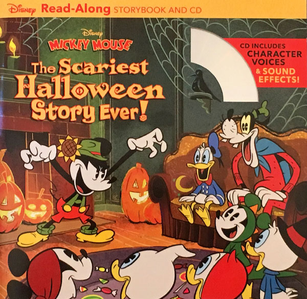 Mickey Mouse's Scary Record Collection, Part 1 |