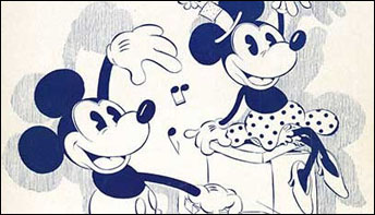 "The Other Disney Cartoons: ""Minnie's Yoo Hoo"""