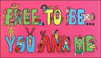 """Free to Be … You and Me"" Cartoons on Records"